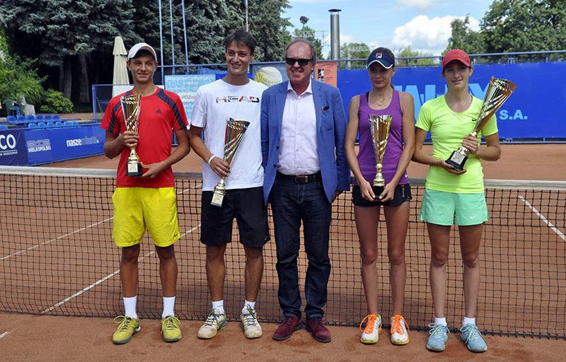 Julia Oczachowska i Fabrizio Andaloro zwycięzcami Grand Prix