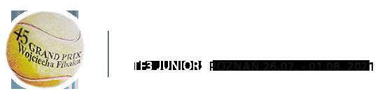 45 Grand Prix Wojciecha Fibaka – ITF Juniors Tournament